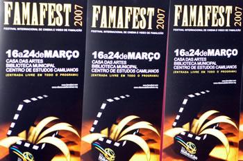 Cinema para todos no Famafest'2007