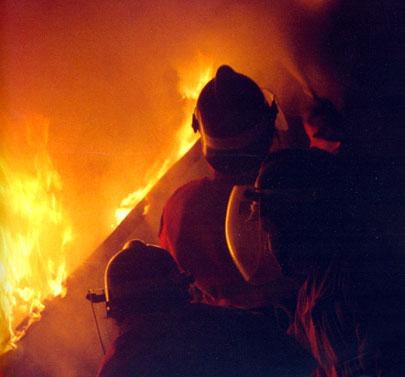Nove feridos em fogo industrial em S. Tirso