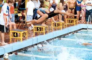Desporto aquático acessível a todos