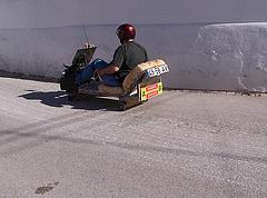 Famalicão acolhe corrida de carros de rolamentos