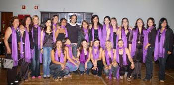 Equipa Passo a Passo organizou jantar concerto para sensibilização sobre o cancro
