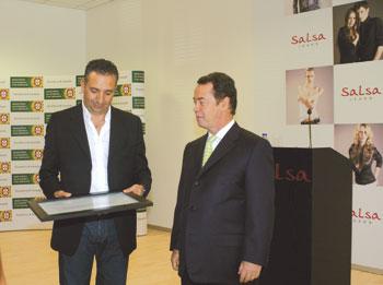 Frezite e Salsa receberam Diploma Inovação e Excelencia