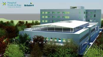 Grupo Hospital da Trofa vai investir em Braga e Gaia – Lançada primeira pedra