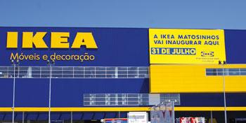 Ikea abre dia 31 em Matosinhos