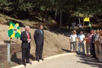 Parque Natural da Portela inaugurado