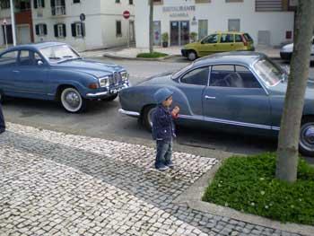 O C.T.A.A. – Clube Trofense de Automóveis Antigos, voltou à estrada.