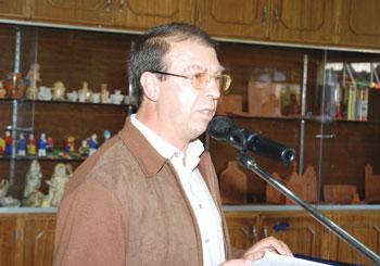 Paulino Macedo é de novo presidente do AVET
