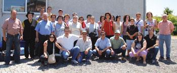 Grupo de Santiago na República Checa