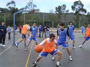 Final de Street-Basket (3×3) disputada na Trofa