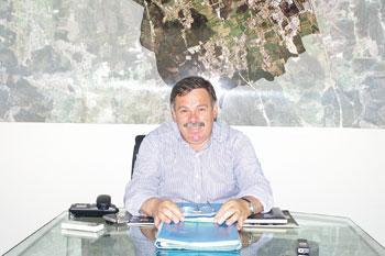 António Azevedo em balanço de mandato