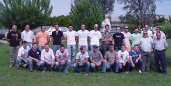 Paradela apresentou equipa federada