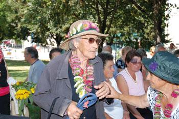Festa da Flor alegrou idosos trofenses