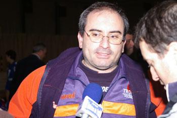 Manuel Barbosa 3º melhor treinador nacional
