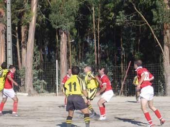 S.Romão empata com Atlético de Vilar