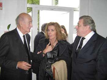 AEBA presente na cerimónia de doutoramento de ex-presidente francês