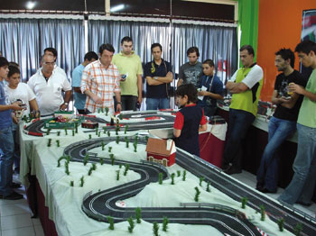 7º Campeonato de Ralis do Clube Slotcar da Trofa