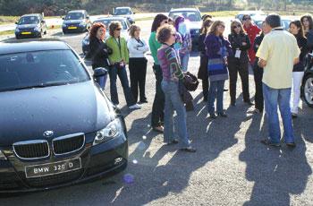 AEBA organizou Ladies Experience