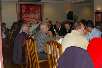 Casa do Benfica festejou aniversário