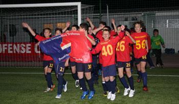 CD Trofense A vence Trofense Cup 2008