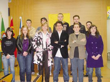 Juventude Socialista da Trofa chega aos jovens do concelho