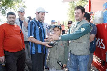 A.R. Maganha promove pesca desportiva