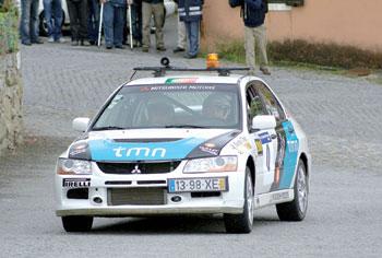 Supremacia de Bastos no Rallye de Santo Thyrso