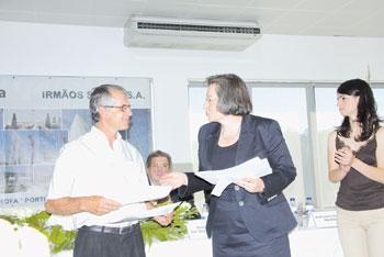 Ministra da Educação visitou Metalogalva