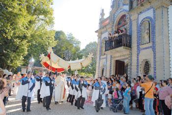Festas da Trofa atraem multidões