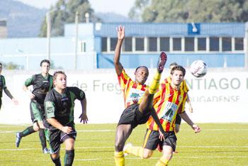 Bougadense somou segunda derrota no campeonato
