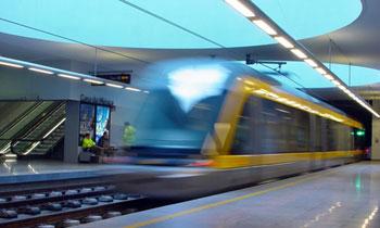 Metro da Trofa só em 2012