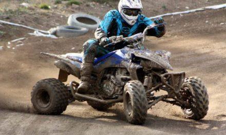 Adrenalina sobre quatro rodas