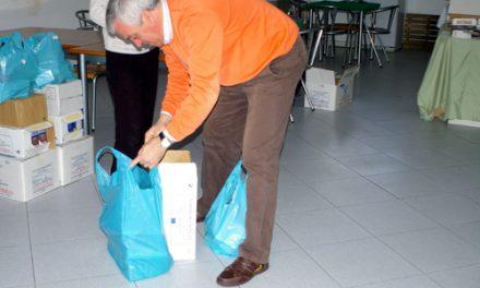 ASCOR entregou alimentos a famílias carenciadas