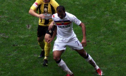Trofense perdeu em Aveiro por 3 a 0