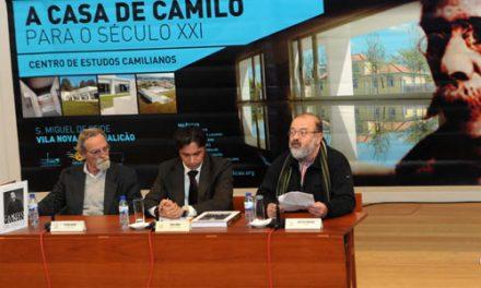 Viale Moutinho oferece edições de Camilo à autarquia de Famalicão