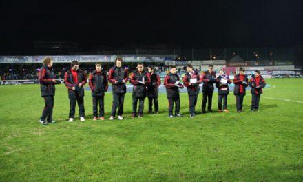 Trofense: Atletas da formação reconhecidos por bom desempenho escolar