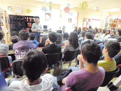 Bibliotecas escolares motivam alunos para a leitura