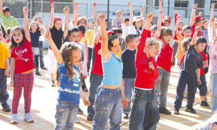 Escola de Cedões comemorou Dia da Dança