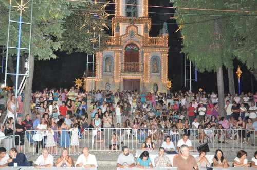 Festival da Canção anima parque