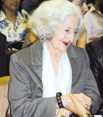 Meninos Cantores homenageiam Matilde Rosa Araújo