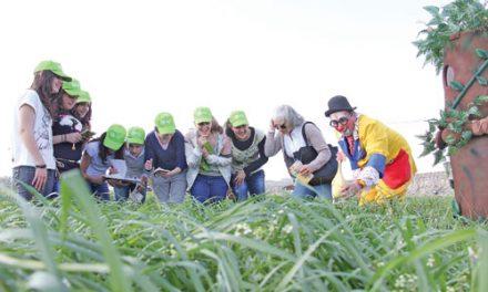 """Dia Mundial da Água – Turma vence concurso e """"ganha"""" aula ao ar livre"""