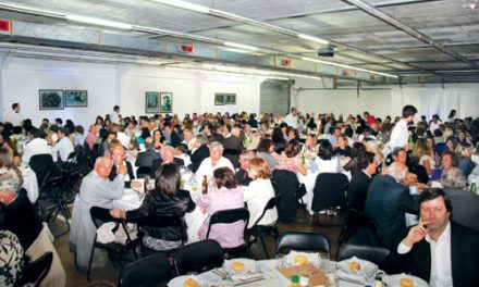 """900 pessoas no jantar para """"dar ASAS à vida"""" (c/ vídeo)"""