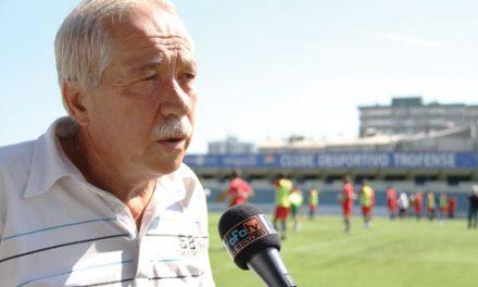Presidente do Trofense diz que não há acordo com o Porto, mas que já falou com pessoas ligadas ao clube(c/audio)