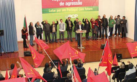 Jerónimo de Sousa atacou Governo na Trofa (c/video)