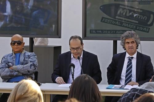 Festival Marés Vivas 2012 – Apresentação