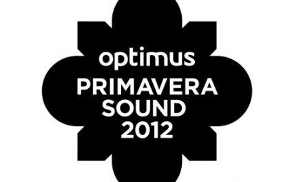 Festival Optimus Primavera Sound 2012 – Cartaz Completo