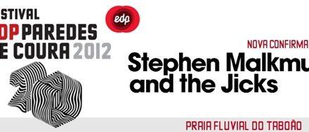 Stephen Malkmus and The Jicks no Festival EDP Paredes de Coura