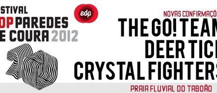 Festival EDP Paredes de Coura Novas Confirmações
