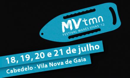 Passatempo Festival Marés Vivas tmn