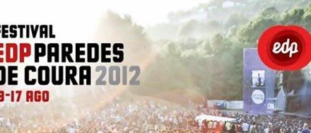 Vencedores  passatempo Festival EDP Paredes de Coura