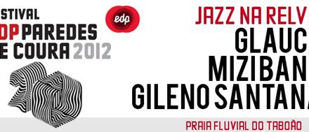 Jazz na relva no Festival EDP Paredes de Coura